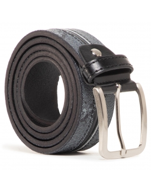 Pasek Męski U.S. POLO ASSN. - Derry Men's Belt 35H Printed WIUYD2206MPI/000 Black