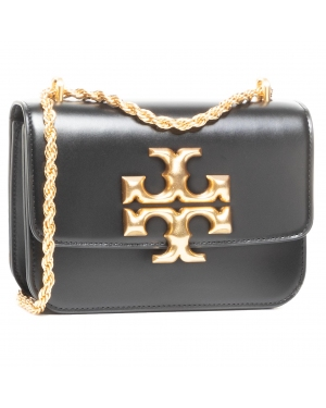 Torebka TORY BURCH - Eleanor Small Convertible Shoulder Bag 73589 Black 001