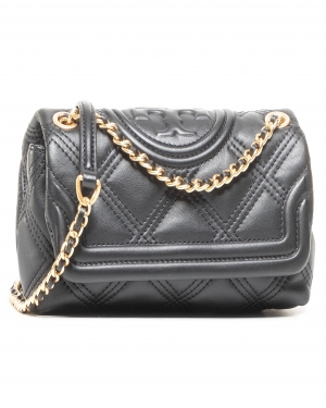 Torebka TORY BURCH - Fleming Soft Mini Bag 73867 Black 001