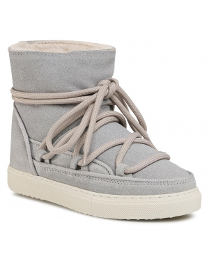 Buty INUIKII - Sneaker Glitter 70202-111 Light Grey