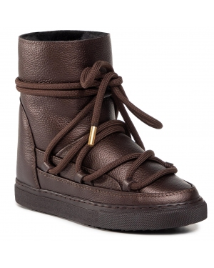 Buty INUIKII - Sneaker 70203-089 Dark Brown