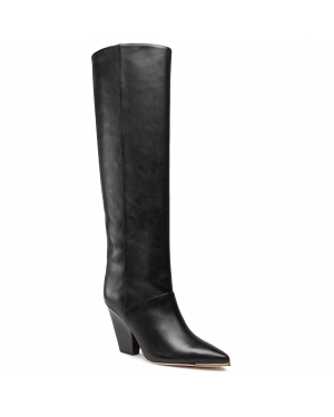 Muszkieterki TORY BURCH - Lila Knee Boot 60917 Perfect Black/Perfect Black/Perfect Blac 006