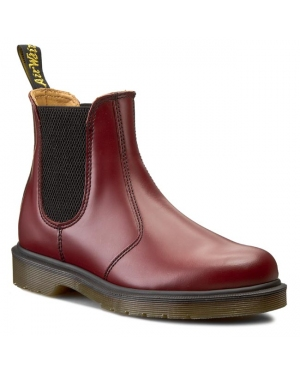 Sztyblety DR. MARTENS - 2976 11853600 Cherry Red