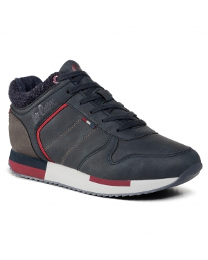 Sneakersy LEE COOPER - LCJ-20-29-032A Navy