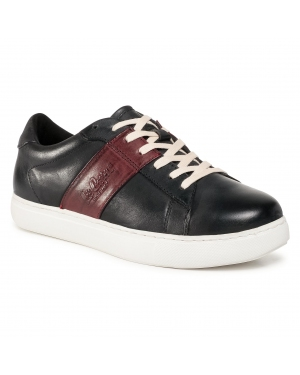 Sneakersy LEE COOPER - LCJ-20-33-011A Black/Burgundy