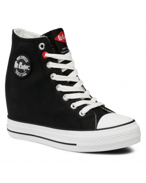 Trampki LEE COOPER - LCJL-20-35-061  Black