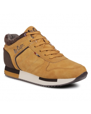 Sneakersy LEE COOPER - LCJ-20-29-033A Camel
