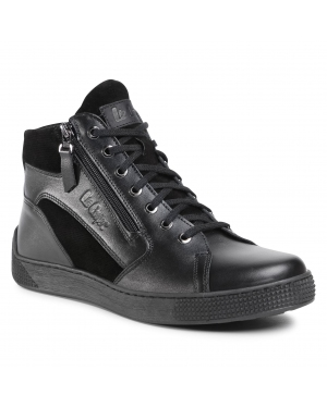 Sneakersy LEE COOPER - LCJP-20-01-072 Black