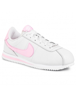 Buty NIKE - Cortez Basic Sl (GS) 904764 007 Photon Dust/Pink/White