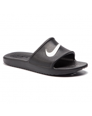 Klapki NIKE - Kawa Shower (GS/PS) BQ6831 001 Black/White