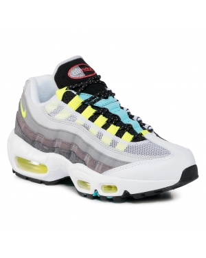 Buty NIKE - Air Max 95 QS CJ0589 001 Black/Multi Color/Gunsmoke