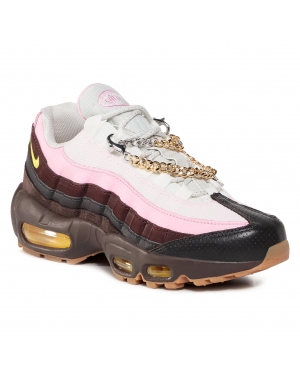 Buty NIKE - Nike Air Max 95 CZ0466 200 Velvet Brown/Opti Yellow