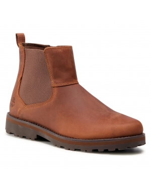 Trapery TIMBERLAND - Courma Kid TB0A28QW358 Md Brown Full Grain