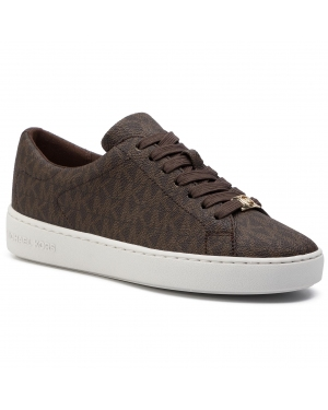 Sneakersy MICHAEL MICHAEL KORS - Keaton Lace Up 43R5KTFP1B Brown