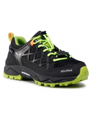 Trekkingi SALEWA - Jr Wildfire Wp 64009-0986 Black Out/Cactus