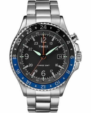 Zegarek męski Timex Allied Three GMT Outlet