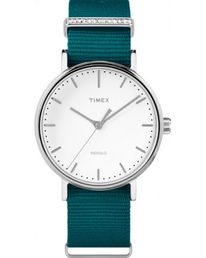 Zegarek damski Timex Fairfield Crystal Bar Outlet
