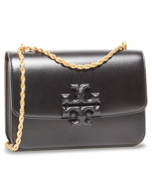 Torebka TORY BURCH - Eleanor Convertible 77236 Black 001