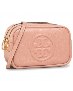 Torebka TORY BURCH - Perry Bombe Mini 55691 Pink Moon 689