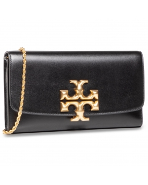 Torebka TORY BURCH - Eleanor Clutch 73578 Black 001