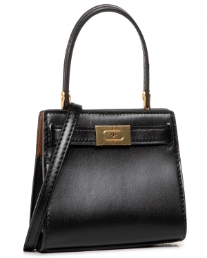 Torebka TORY BURCH - Lee Radziwill Nano Bag 73175 Black 001
