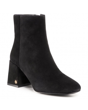 Botki TORY BURCH - Kira 75Mm Bootie 77278 Perfect Black 006