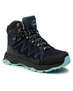 Trekkingi ELBRUS - Eravica Mid Wp Gc Wo's Blue Nights/Aruba Blue/Black