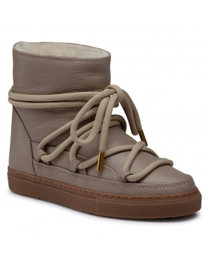 Buty INUIKII - Snker Full Leather 70202-089 Beige