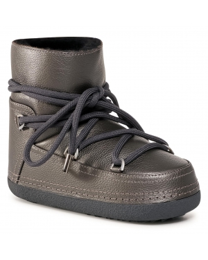 Buty INUIKII - Full Leather 70101-089 Dark Grey