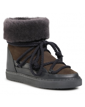 Buty INUIKII - Snker Classic High 70207-005 Dark Grey