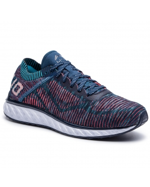 Buty LI-NING - Cloud ARHM025-3H Mykonos Blue/Guangdong Blue/Flashing Red/Basic White