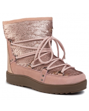 Buty COLORS OF CALIFORNIA - HC.YSNOK02 D Taupe