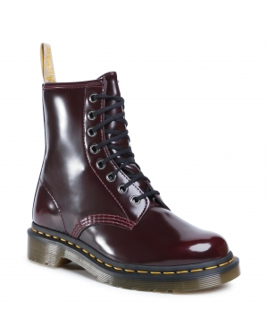 Glany DR. MARTENS - Vegan 1460 23756600 Cherry Red