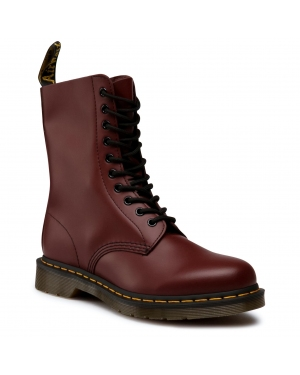 Glany DR. MARTENS - 1490 11857600 Cherry Red