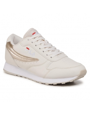 Sneakersy FILA - Orbit F Low Wmn 1010454.85D Marshmallow/Gold