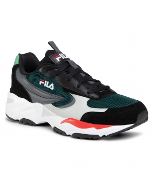 Sneakersy FILA - Mastermind Cb 1011060.15T Black/Teal Green