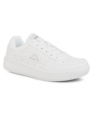 Sneakersy KAPPA - Bash 242533  White/L'Grey 1014
