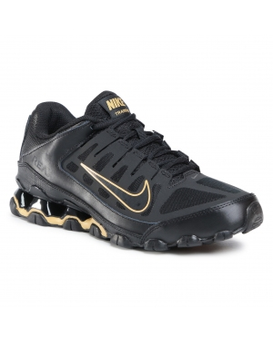 Buty NIKE - Reax 8 Tr Mesh 621716 020 Black/Metallic Gold/Black