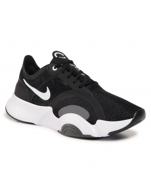 Buty NIKE - Superrep Go CJ0773 010 Black/White/Dk Smoke Grey