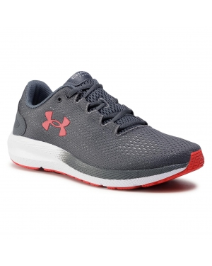 Buty UNDER ARMOUR - Charged Pursuit 2 3022594-103 Gry