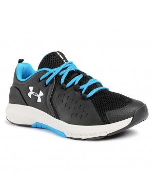 Buty UNDER ARMOUR - Ua Charged Commit Tr 2 3022027-004 Blk