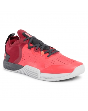 Buty UNDER ARMOUR - Ua Tribase Thrive 2 3023011-600 Red