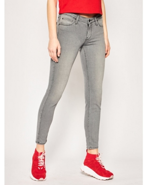 Lee Jeansy Skinny Fit Scarlett L526YGOS Szary Skinny Fit