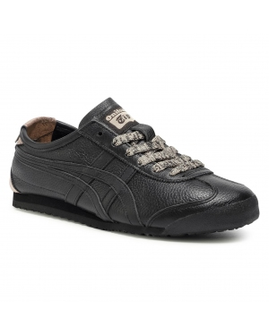 Sneakersy ONITSUKA TIGER - Mexico 66 1182A204 Black/Black