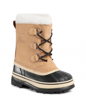Śniegowce SOREL - Youth Caribou LY1000 Buff