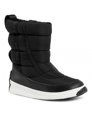 Śniegowce SOREL - Out N About Puffy Mid NL3804 Black/Noir 010
