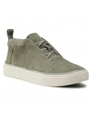 Sneakersy TOMS - Riley 10015793 Dusky Grey Suede
