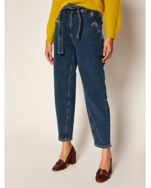 Pennyblack Jeansy Relaxed Fit Arpeggio 31840620 Granatowy Relaxed Fit