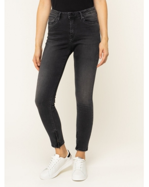 Pepe Jeans Jeansy Skinny Fit PL203384 Szary Skinny Fit