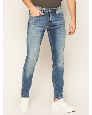 Pepe Jeans Jeansy Slim Fit Stanley PM201705 Granatowy Slim Fit